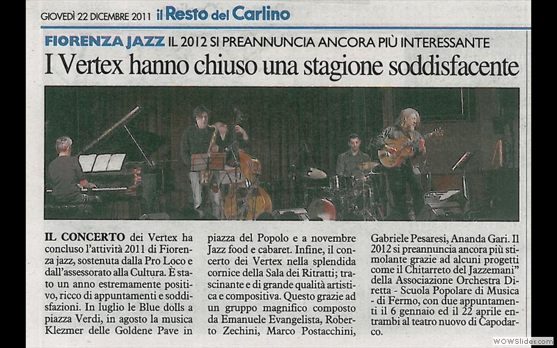Vertex - Resto Carlino